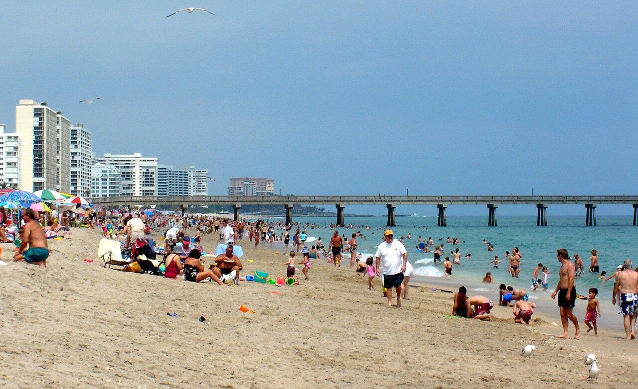 Le Pier De Daytona Beach