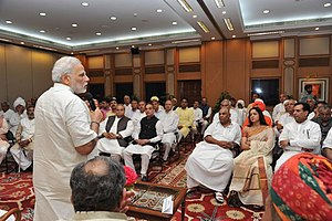 Delegation meets Prime Minister Narendra Modi to discuss issues related to Jat community.jpg