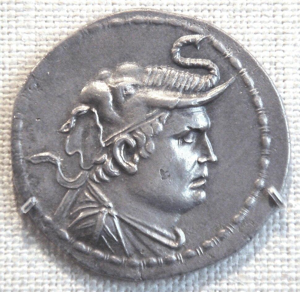 Demetrius I MET coin
