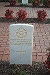 Deniliquin War Cemetery Headstone - Woodbury.JPG