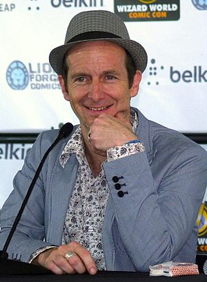 Denis O'Hare - O'Hare at the 2013 Wizard World New York Experience