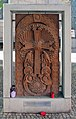 Denkmal Hinter der Katholischen Kirche (Mitte) Völkermord an den Armeniern.jpg