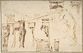Design for a Chimney Place and Study of a Nude Female Figure. MET DP802347.jpg