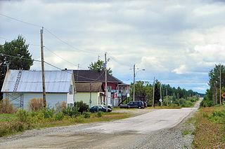 Lac-Despinassy Unorganized territory in Quebec, Canada