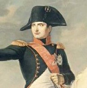 Headgear - Napoléon Bonaparte in his familiar bicorne hat