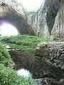Devetashkata cave -the river - Деветашката пещера - реката - panoramio.jpg