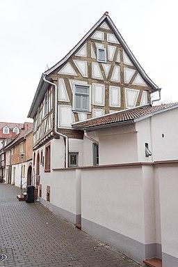 Löwengasse in Dieburg