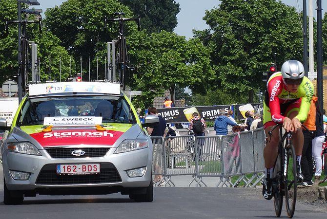 Diksmuide - Ronde van België, etappe 3, individuele tijdrit, 30 mei 2014 (B051).JPG