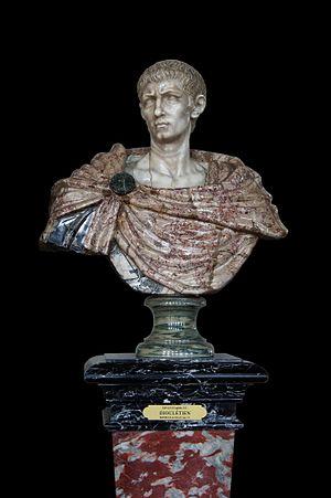 English: Gaius Aurelius Valerius Diocletianus ...