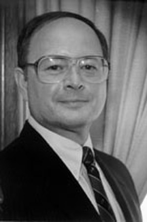 James M. Ridenour - James M. Ridenour