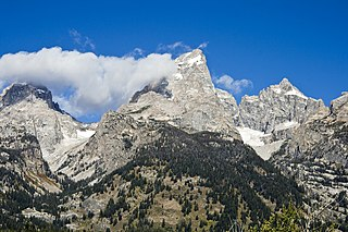 Disappointment Peak (Wyoming) mountain in United States of America
