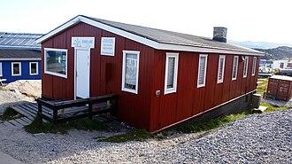 Diskoline - Diskoline headquarters in Ilulissat