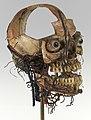 Dissected skull, Maison Tramond model, Paris, nineteenth century (24226156362).jpg