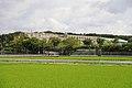 Distant view of Toyoake High School, Kutsukake-cho Toyoake 2018.jpg