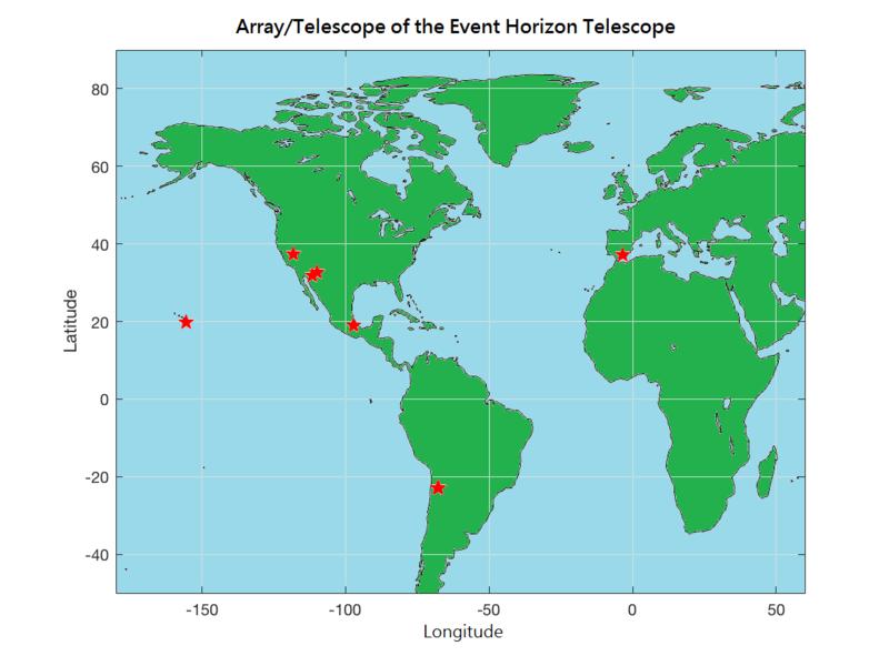 File:Distribution of Event Horizon Telescope en.tif