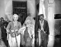 Djurmasker, sista karnevalsdagen. Marion - SMVK - C01141.tif