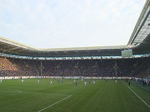 Dnipro-Arena - Image: Dnipro Arena 4