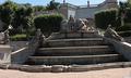 Dobříšský park, cascade fountain.png