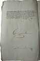 Document of Minsk governorship office about noble election - 2 - 1814 AD.jpg