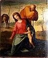 Domenico di Pace Beccafumi, La fuite en Egypte (XVIe siècle).jpg