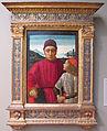 Domenico ghirlandaio, ritratto di francesco sassetti col figlio teodoro, 1488 ca..JPG