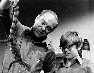 Don Herbert - Herbert in 1971