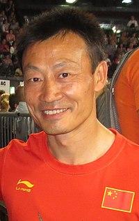 Donghua Li 2013.JPG