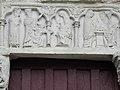Donnemarie-Dontilly (77) Église N.D. Portail occidental 05.JPG