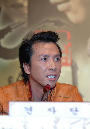 Donnie Yen - Yen in Seoul in 2005