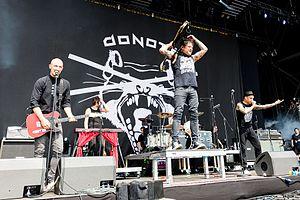 Donots - Donots at Rock am Ring 2017