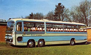 Plaxton - 1965 Plaxton Panorama on a Bedford VAL chassis