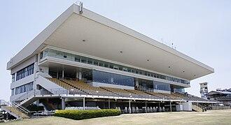 Doomben Racecourse - Main grandstand