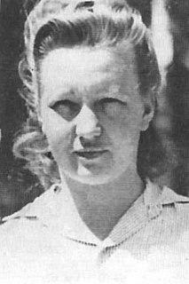 Dorothea Binz Female Nazi supervisor