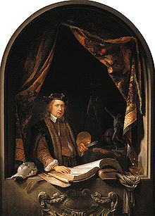 Dou, Gerard - Self-Portrait - c. 1665.jpg