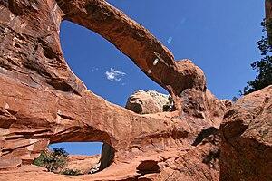 Devil's Garden - Double O Arch