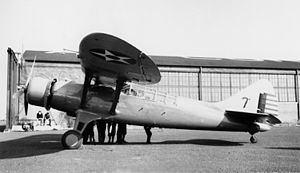 378th Bombardment Group - Douglas O-46A