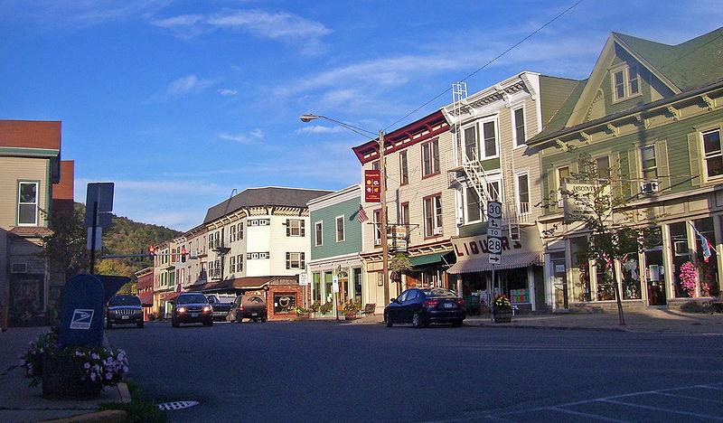File Downtown Margaretville Ny Jpg Wikimedia Commons