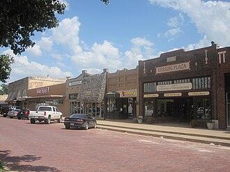 Post, Texas - Image: Downtown Post, TX IMG 4623
