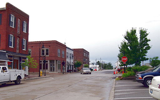 Downtown Wentzville
