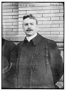 Charles Wardell Stiles American parasitologist