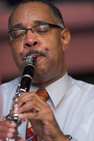 Michael White (clarinetist) - Image: Dr. Michael White 2