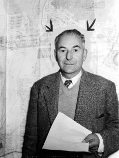 Karl Langer (architect) Australian architect