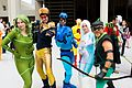 Dragon Con 2013 - Justice League (9673740559).jpg
