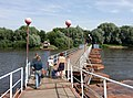 Draw foot-bridge on The Moskva River - Kolomna, Russia - panoramio.jpg
