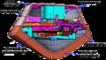 Drawing of Sample Return Capsule of stardust spacecraft.png