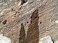 Drill Holes in Knoll Quarry, Torquay (2).jpg