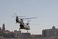 Dual CH-46 Takeoff.jpg