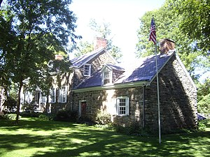 Saugerties, New York - Dubois-kierstede-house