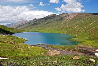 lake in Pakistan