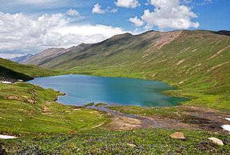 Dudipatsar - Dudipatsar Lake, Lulusar-Dudipatsar National Park